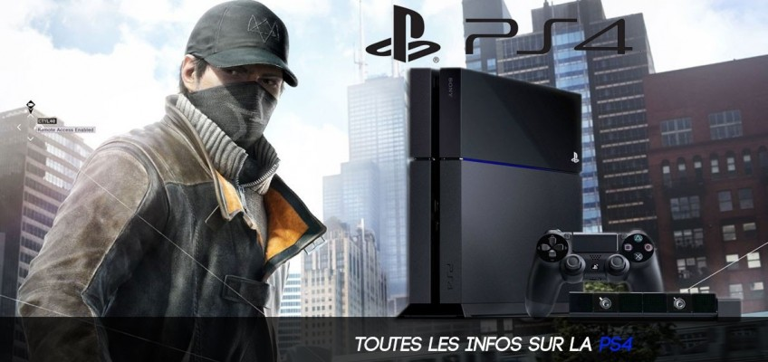 toutes les infos sur la ps4 blog de hack console. Black Bedroom Furniture Sets. Home Design Ideas