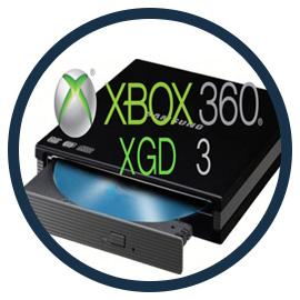 Tuto : Graver vos jeux XGD3 sur Xbox 360
