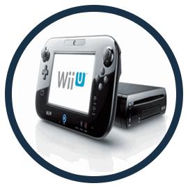 – 50% sur la Wii U