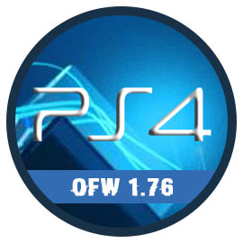 Télécharger le firmware officiel PS4 1.76