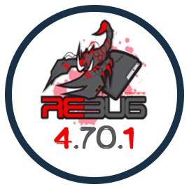 Télécharger le CFW Rebug 4.70.1 REX et D-REX
