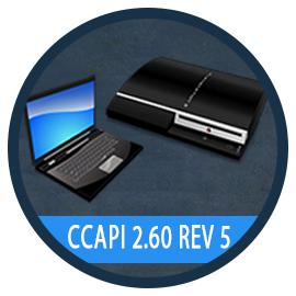 CCAPI 2.60 Rev 5 pour PS3…..