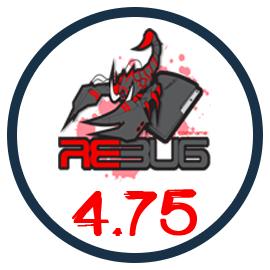 Les CFW Rebug 4.75.1 REX et D-REX sont disponibles !