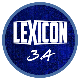 Lexicon 3.4