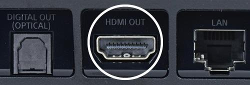 reparation connecteur hdmi ps4