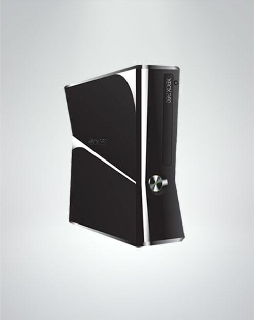Console xbox 360 slim avec JTAG GLITCH Mode Menu