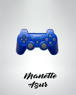 Manette Azur PS3