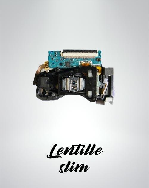 Lentille PS3 Slim