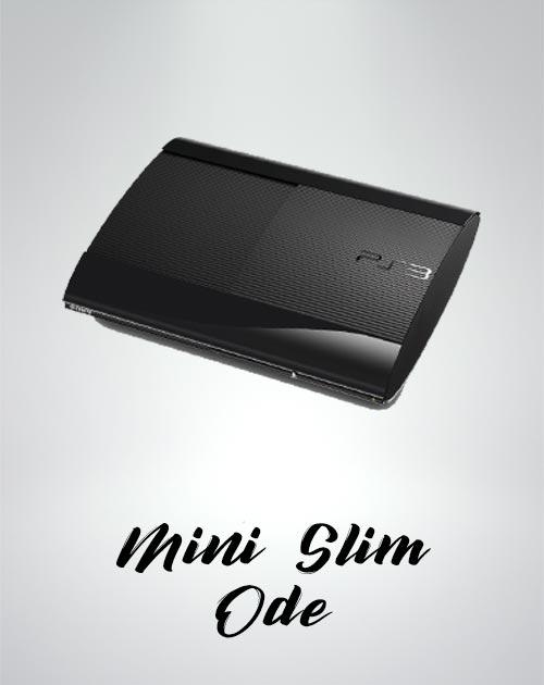 Consoles PS3 Ultra Slim avec Cobra ode