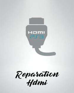 Reparation connecteur HDMI PS3
