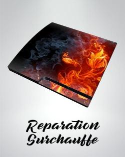 Reparation Surchauffe CPU RSX PS3
