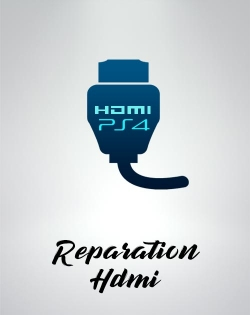 Réparation connecteur HDMI PS4 FAT SLIM PRO