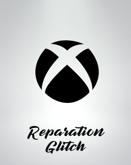 Reparation glitch XBOX 360 RGH JTAG