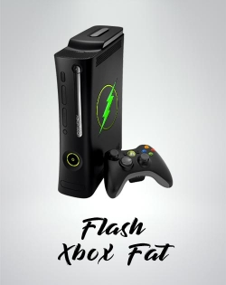 Flash xbox 360 fat lt+ 3.0