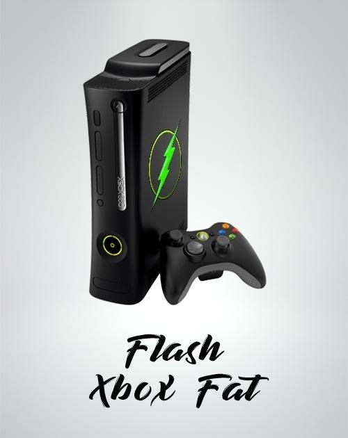 Flash xbox 360 fat lt+ 3.0