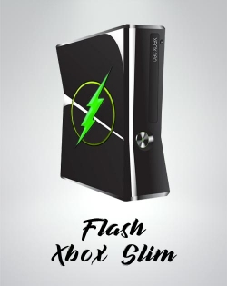 Flash console xbox 360 slim LT 3