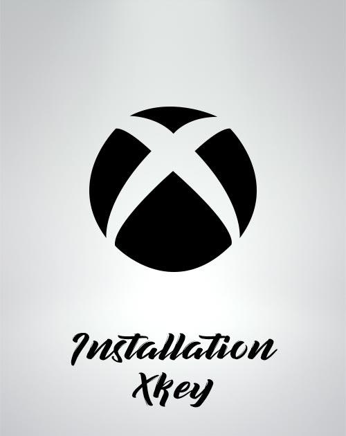 Installation XKey Xbox slim et fat