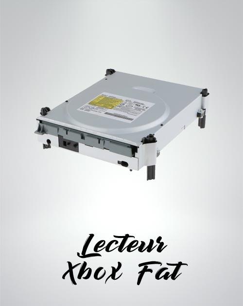Lecteur xbox 360 fat