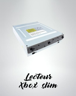 Lecteur xbox 360 slim