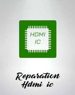 Reparation et Remplacement IC HDMI XBOX ONE, xbox one s, xbox one X