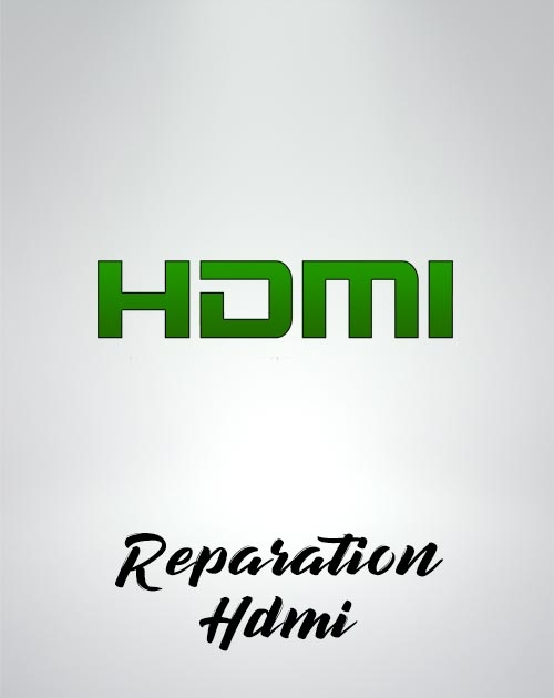 Reparation Connecteur HDMI XBOX ONE, xbox one S, xbox one X