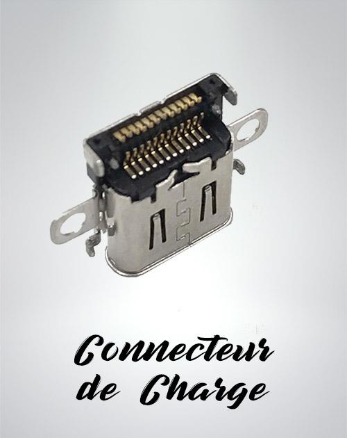 Connecteur de charge USB C Nintendo switch