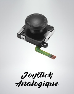 Joystick Analogique Nintendo Switch
