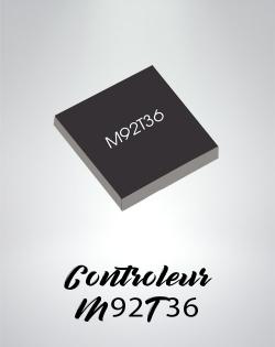 Micro Controlleur M92T36 Nintendo Switch