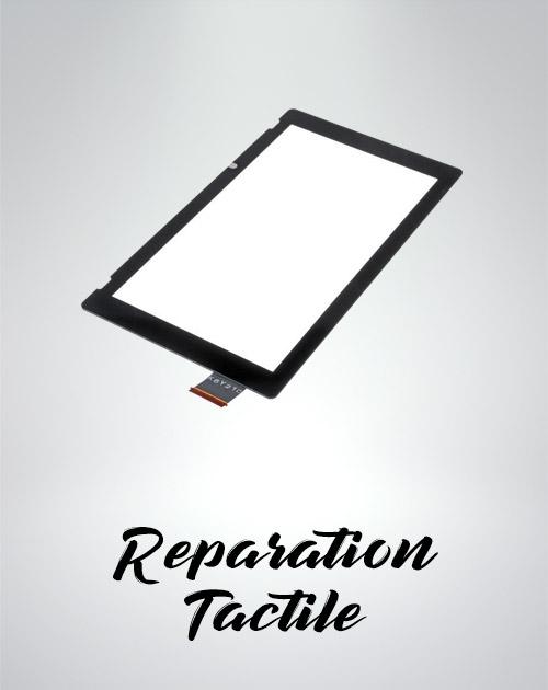 Reparation Ecran Tactile Nintendo Switch