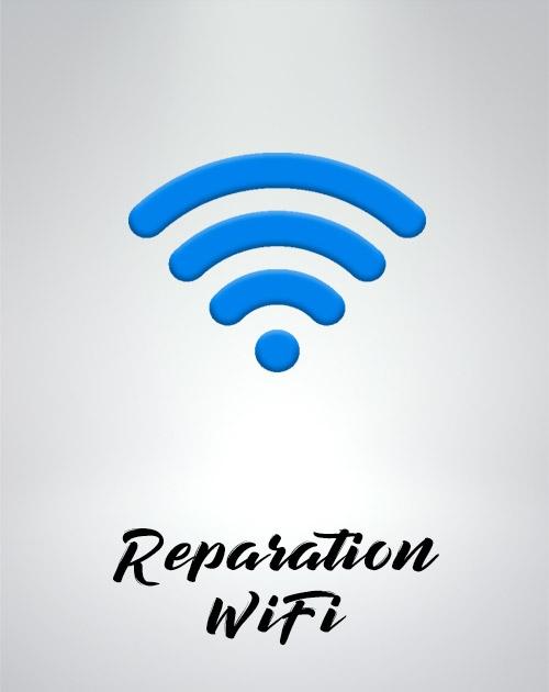 Reparation du systeme WIFI sur votre Nintendo DS.