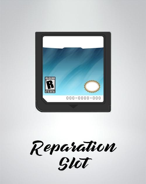 Remplacement du lecteur de carte de la Nintendo DS.