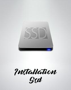 Installation d'un disque SSD sur votre ordinateur. PC ou MAC sur saint omer