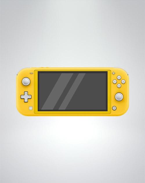 Console Switch Lite avec Puce Trinket SX lite