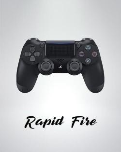 manette rapid fire ps4 achat
