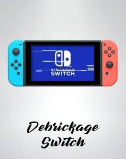 debrickage nintendo switch