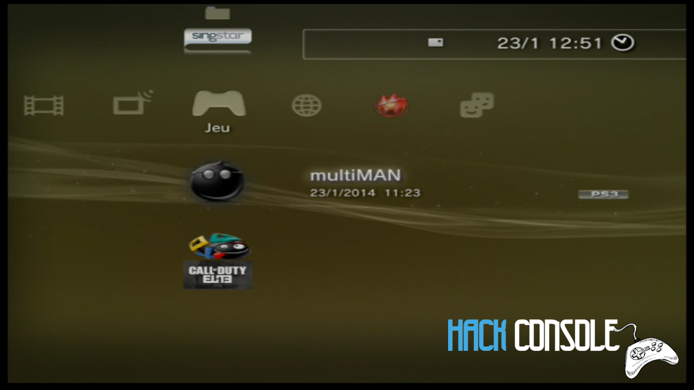 PS3 multiMAN For CFW 4.80 by deank - Consoleinfo