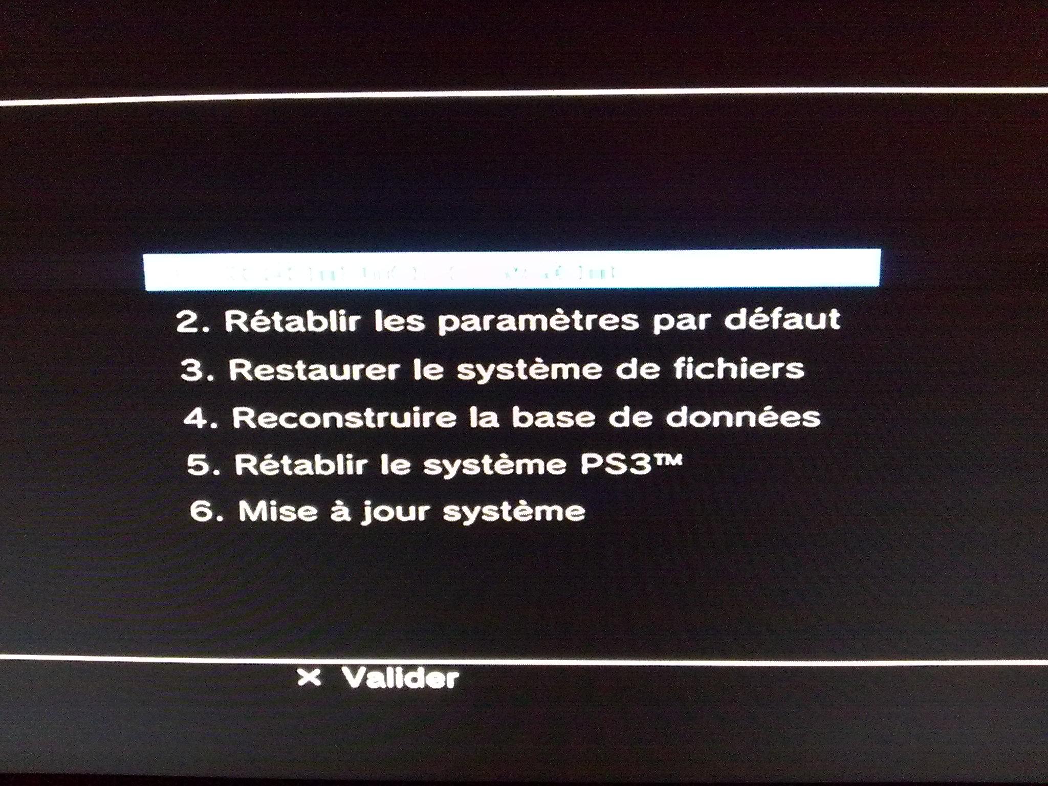 PS3 TÉLÉCHARGER MISE 2.70 JOUR A