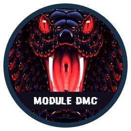 Module DMC pour Cobra ode sur PS3