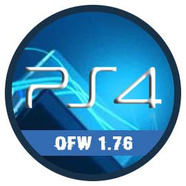 Télécharger le firmware officiel PS4 1.76