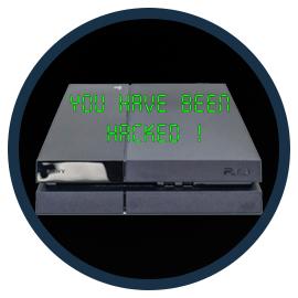 L' avancéé du Hack PS4