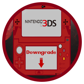 Downgrade 3DS 11.1.0-34 vers le 9.2