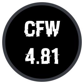 CFW 4.81 ! (MAJ 16/12/2016) REBUG PRESENT !