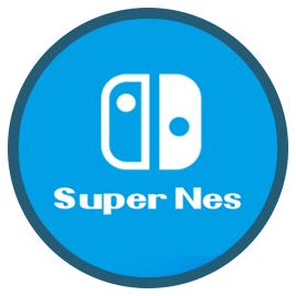 Emulateur Super Nes pour Nintendo Switch