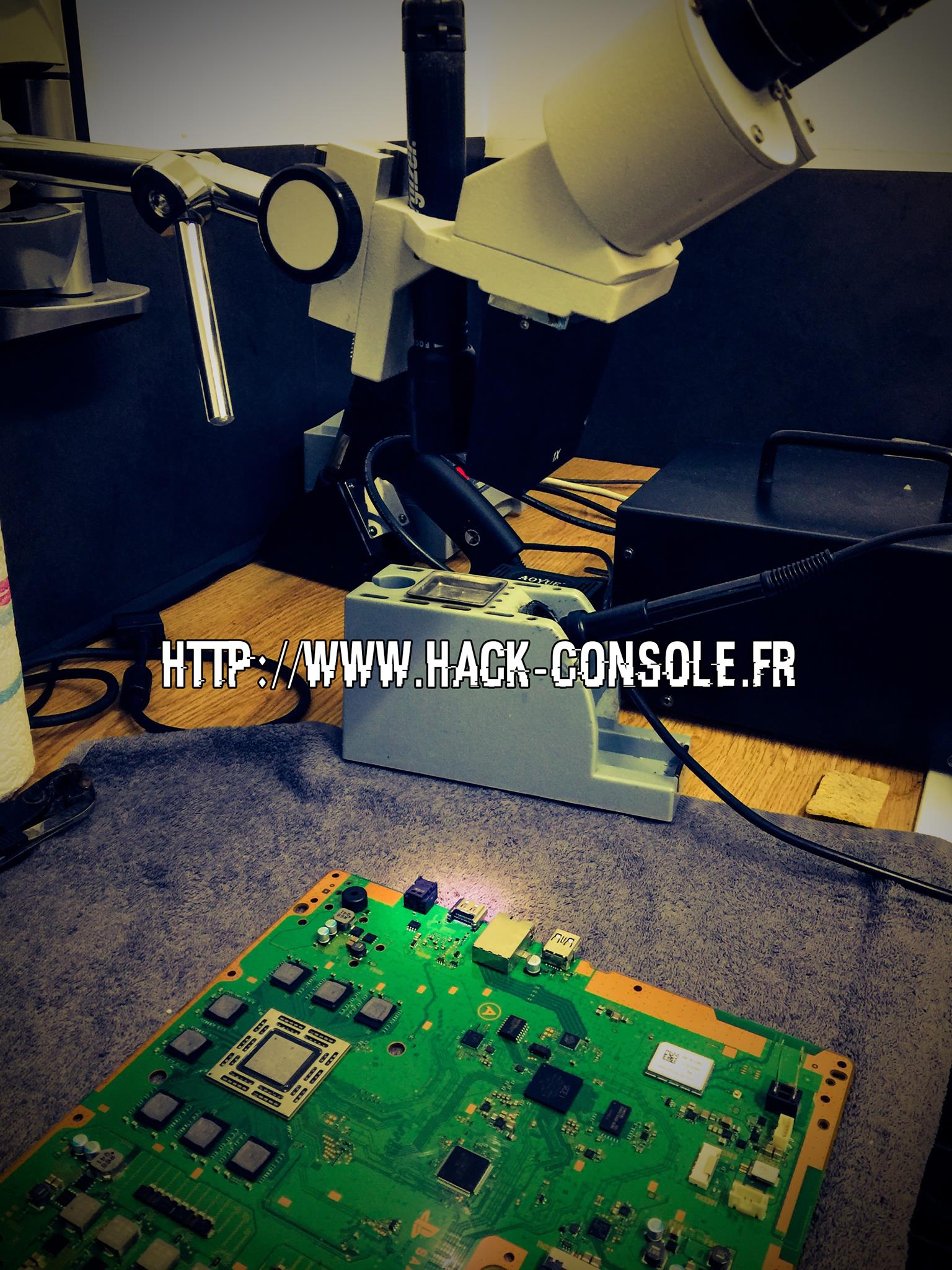 Réparation Port Hdmi Playstation 4 FAT SLIM PRO