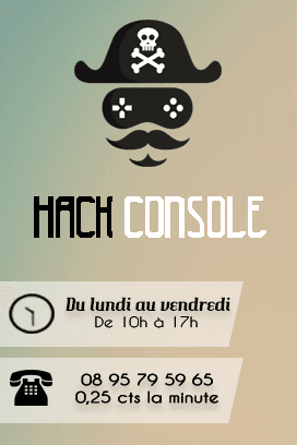 Horaire Hack Console