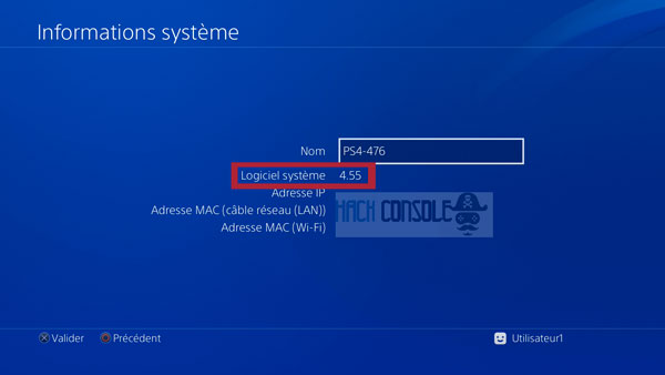 Jailbreak PS4 en 4.55