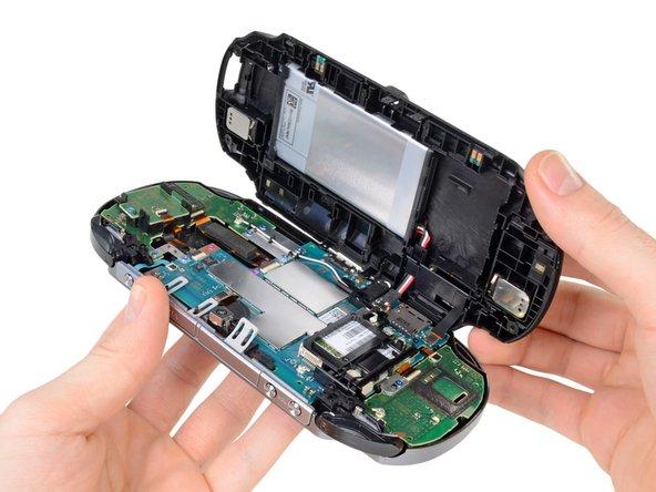 Remplacement et reparation d'écran Playstation vita et PSP