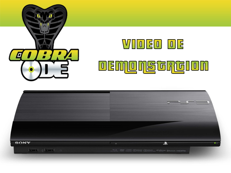 MODULE PS3 COBRA ODE