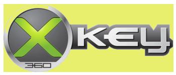 achat Console xbox slim avec Xkey X3