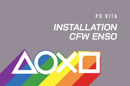 Installation Downgrade PS VITA 3.60 Enso